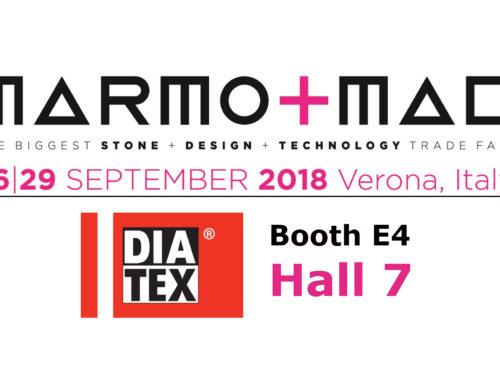 MarmoMac 2018 – Stand E4/Padiglione 7