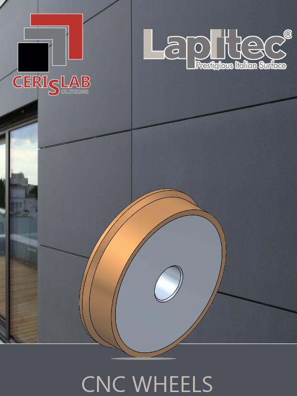 LAPITEC CNC wheels